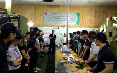 Sự kiện Khởi động chương trình 5S tại nhà máy VNT